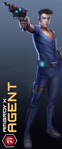 Ambrov X | Agent