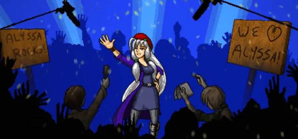 Cosmic Star Heroine - oprainfall