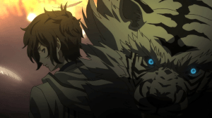 Devil Survivor 2: The Animation - Hibiki & Byakko   oprainfall