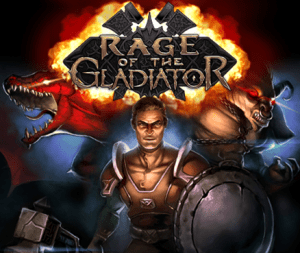 Rage of the Gladiator | Logo