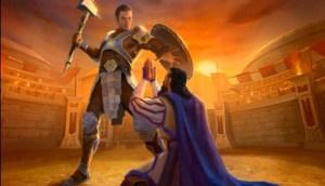 Rage of the Gladiator | oprainfall