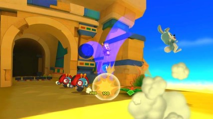 Sonic Lost World - Animals and Robots | oprainfall