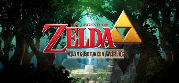 The Legend of Zelda: A Link Between Worlds | Nintendo Direct