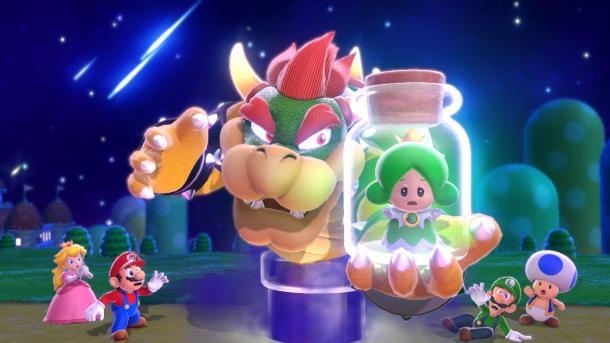 Super Mario 3D World | oprainfall Awards