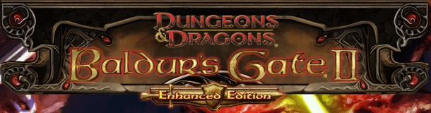 Baldur's Gate II Enhanced Edition - Logo