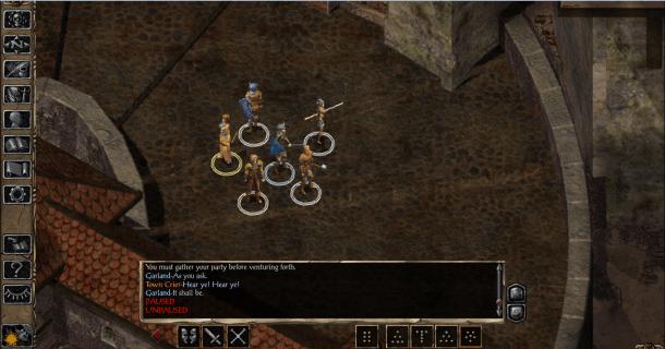 Baldur's Gate II Enhanced Edition | Zoomed