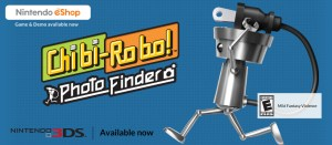 Chibi-Robo! Photo Finder