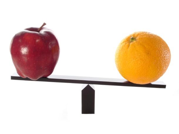 Apples vs Oranges - Baldur's Gate II | oprainfall