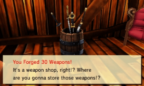 Weapon Shop de Omasse - Collectable | oprainfall