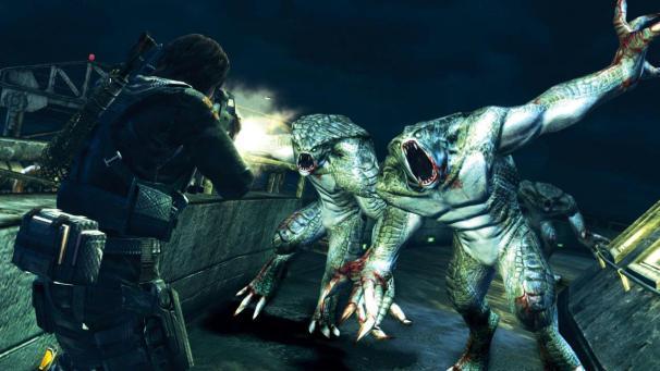 Resident Evil: Revelations | Newcomer Parker