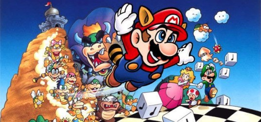 Retro Wrap Up - Super Mario Bros 3 | oprainfall