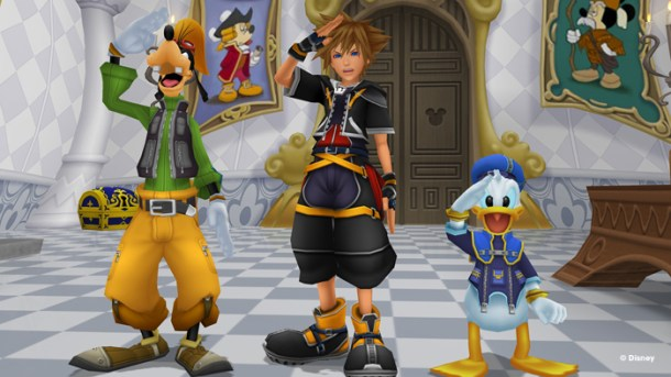 Kingdom Hearts HD 2.5 ReMIX - Kingdom Hearts II | oprainfall