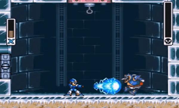 Mega Man X | Boss Fight