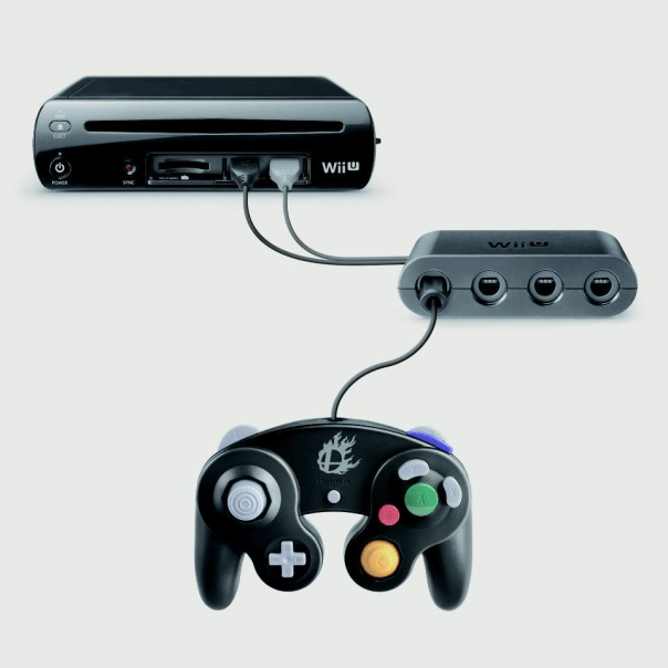 Wii U GameCube Controller Adapter