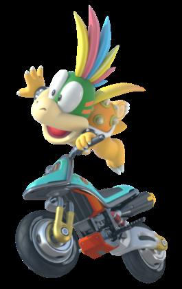 Mario Kart 8 - Lemmy | oprainfall