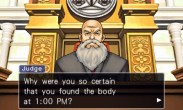 Phoenix Wright: Ace Attorney Trilogy | Judge