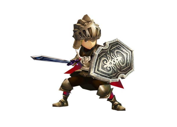 Knight | Final Fantasy Explorers