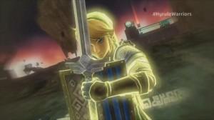 Link Charging Energy | Hyrule Warriors