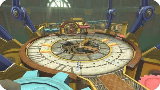 Mario Kart 8 - Tick Tock Clock (DS)   oprainfall