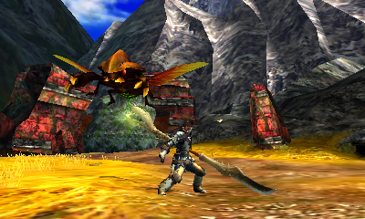Monster Hunter 4 Ultimate | Insect Glaive