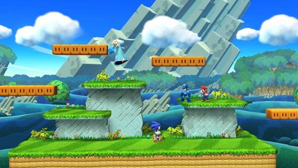 Smashing Saturdays - Super Smash Bros.: New Super Mario U Level | oprainfall