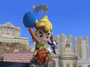 Smashing Saturdays: Super Smash Bros. - Toon Link Out For Blood | oprainfall