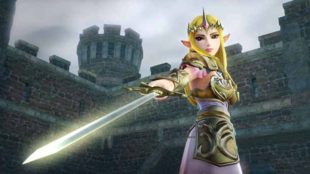 Princess Zelda - Hyrule Warriors | oprainfall