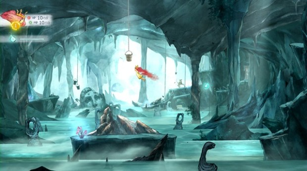 Child of Light | Cave