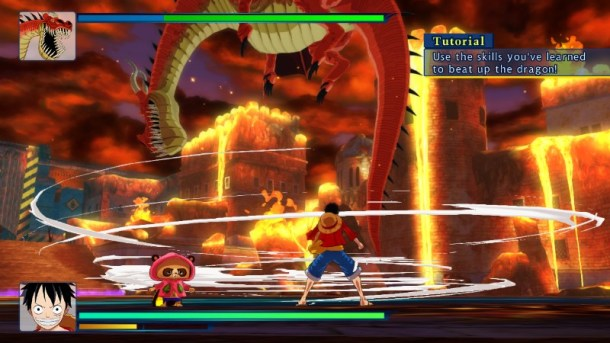 One Piece Unlimited World Red | Impressive Visuals