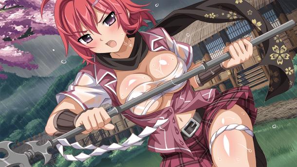 Sakura Spirit  | CG