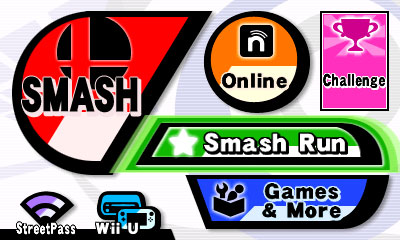 Smashing Saturdays | Start Screen