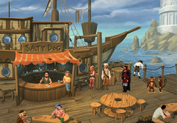 Quest for Infamy   The Salty Dog