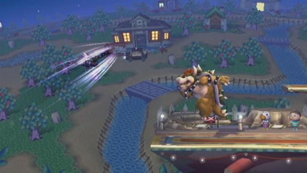 Smashing Saturdays | Super Smash Bros.: Fire Wolf Recovery