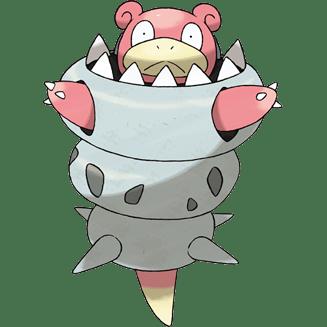 Mega Slowbro Artwork | Pokémon Omega Ruby/Alpha Sapphire