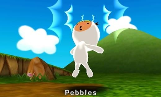 The Denpa Men 3   Pebbles