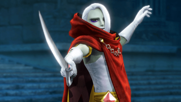 Hyrule Warriors - Ghirahim | oprainfall