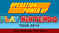 Recently Nintendo toured around the US with its annual Play Nintendo Tour. Operation Power Up participated in the festivities