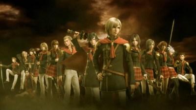 Final Fantasy Type 0 HD final trailer released - oprainfall