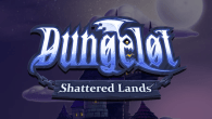Dungelot: Shattered Lands puts you in the boots of a righteous Paladin who sets out on a dangerous journey.