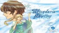 This romance visual novel is looking for your help to decide the destiny of this game.