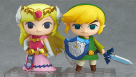 Toon Princess Zelda shoots to be yours, soon!