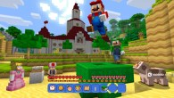 Nintendo has announced a free Mario mashup DLC coming to Minecraft Wii U Edition very soon, and a release date for retail copies of Minecraft Wii U Edition.