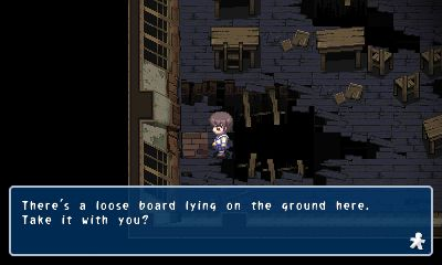 Corpse Party 3DS | Loose Board