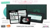Necropolis on vinyl.