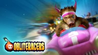 The award-winning chaos racer, Obliteracers, has landed on PS4.