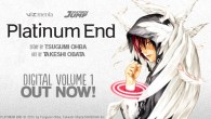 From the creators of Death Note comes Platinum End! Viz has just released the first volume digitally.