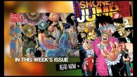Cool off from this summer with a Shonen Jump subscription sale!