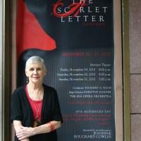 meet opera composer Margaret Garwood, whose 'Scarlet Letter' premieres next month