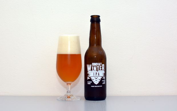 "Pivo od ""Počiatka""? Toto sa podarilo (Donovaly Winter IPA)"