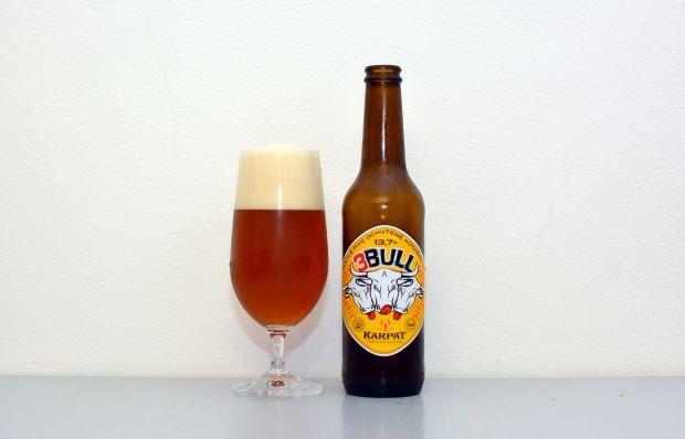 Pivo sprídavkom prírodnej viagry (Karpat 3bull)